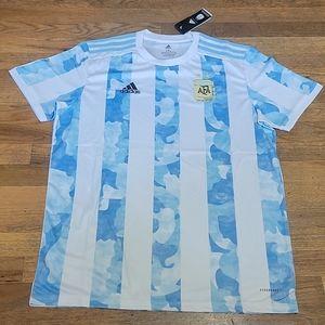Last 1 Adidas Argentina Jersey
